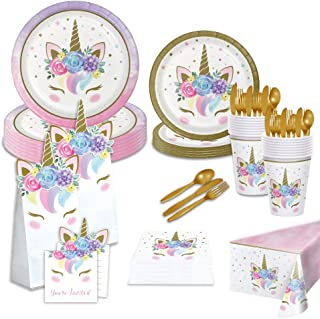 Best unicorn party accessories Reviews