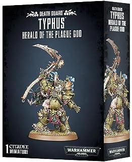 Warhammer 40k Death Guard Typhus, Herald of the Plague God
