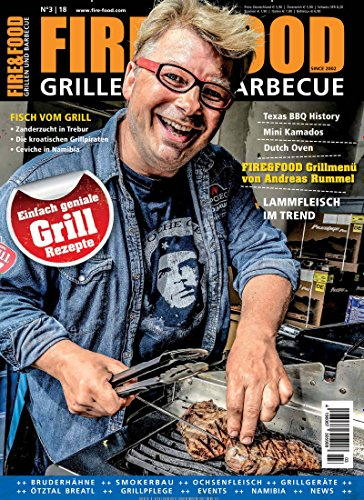 Fire & Food [Abonnement jeweils 4 Ausgaben jedes Jahr]