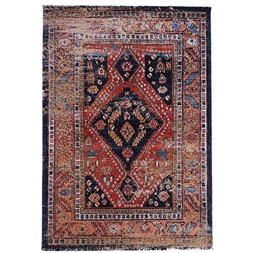 Special Carpets Nazar CLAS217BE Classic 217Teppich aus synthetischem Material, beige, beige,...