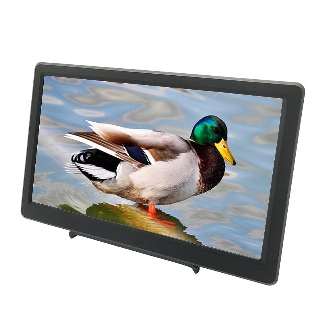トライアスロン温度計代わりにを立てるB Baosity 10.1インチ LCDスクリーン HD 1920x1080 Pビデオ オーディオ HDMIモニター スクリーン カメラ用