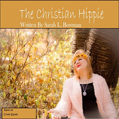 The Christian Hippie audiobook cover art