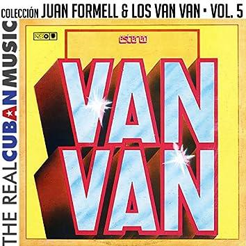 Colección Juan Formell y Los Van Van, Vol. V (Remasterizado)