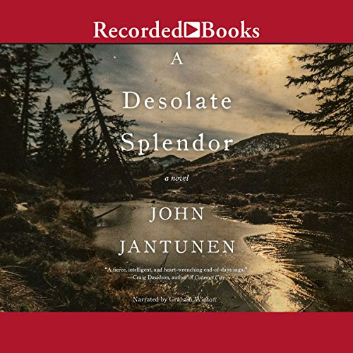 A Desolate Splendor audiobook cover art