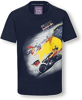 Preisvergleich für Red Bull Fan Collection Logo T-Shirt 38 (S) Marineblau preisvergleich