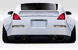 Compatible With 350Z 2003-2008 4 Piece Body Kit Brightt Couture ED-NVT-694 AMS GT Body Kit