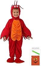 BirthdayExpress Littlest Lobster (18M/2T) Halloween CKIT