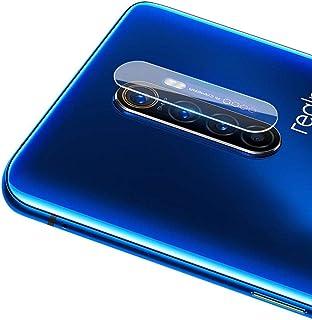 لهاتف ريالمي اكس 2 برو لاصقة حمايه لعدسة الكاميرمن الزجاج المرن بتكنولوجيا نانو عاليه النقاء ضد الكسر بسمك 0.42 ملي