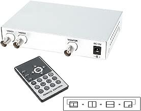 quad image video processor