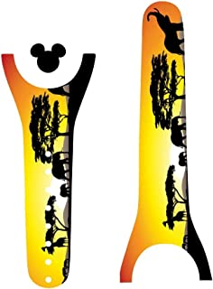 lion king magic band decal
