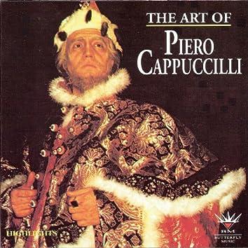 The Art of Piero Cappuccilli