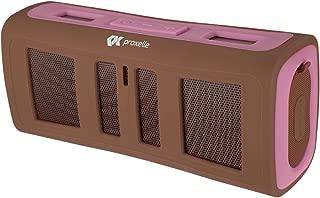 Proxelle Surgeblast Mini Waterproof Bluetooth Stereo Speakers, Pink