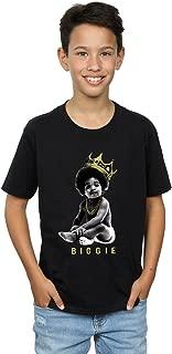 Notorious BIG Boys Baby Crown T-Shirt