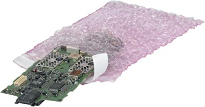 12 Width 12 x 11 1//2 Pink Ship Now Supply SNBOB1211AS Anti-Static Bubble Pouches Pack of 250 11.5 Length