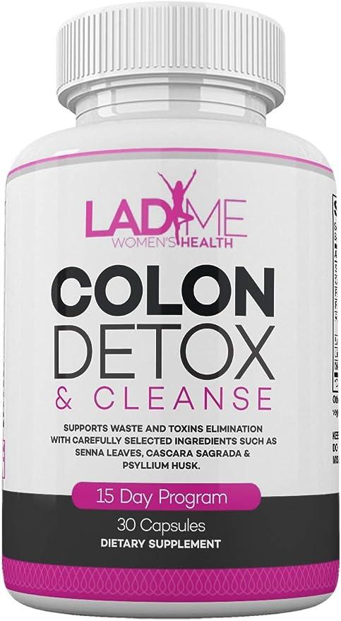 Pulbere de detox de senna de colon. Subiecte în Health