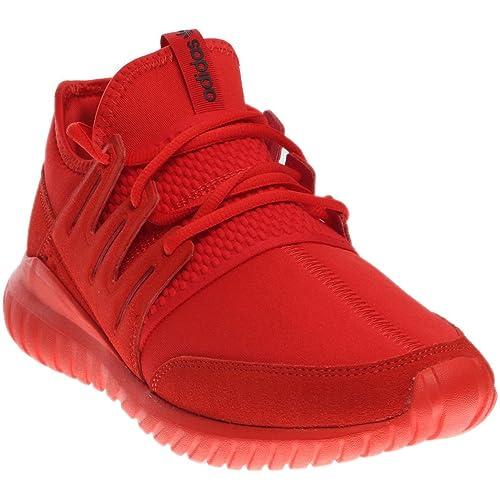 buy popular 3d612 f88a9 adidas Tubular Red: Amazon.com