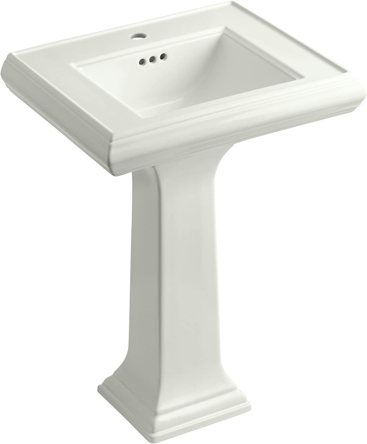 KOHLER K-2238-1-NY Oakland Mall Memoirs Pedestal with Bathroom Sink Don't miss the campaign Single-Ho