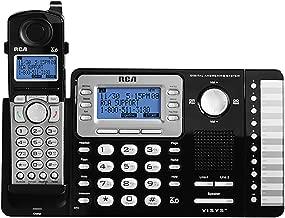 RCA 25252 Dect_6.0 1-Handset 2-Line Landline Telephone