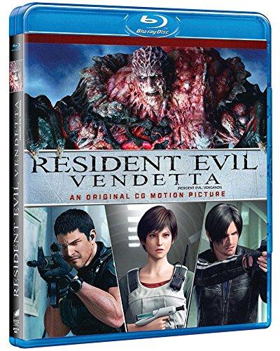 Resident Evil: Venganza [Blu-ray]