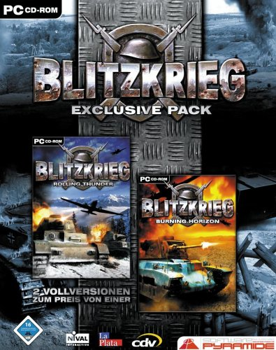 Blitzkrieg: Exclusive Pack [Importación alemana]