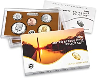 2018 S Proof Set Mint Packaged