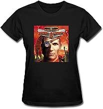 JXK Women's Command & Conquer Red Alert 2 logo T-shirt