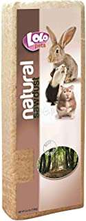 Lolo Pets Sawdust/Wood Chips Flakes Natural for Guinea Pigs, Rabbits Bedding 1.1kg