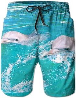 サーフパンツ メンズ ショーツパンツ 下着 水着 ショートビーチ 海パン 五分丈 半パンツ 敬礼 宇宙飛行士 星空 速乾 通気 水陸両用 ゆったり 短パン 速乾 スポーツ S-XL