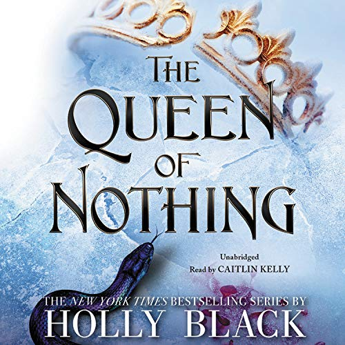 Couverture de The Queen of Nothing