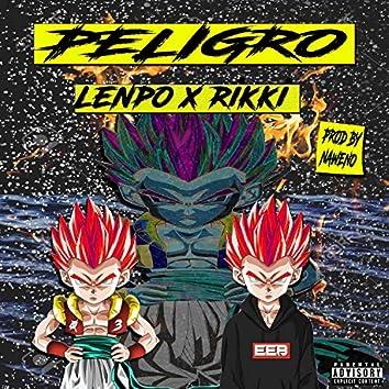 Peligro (feat. Ricki EEB)