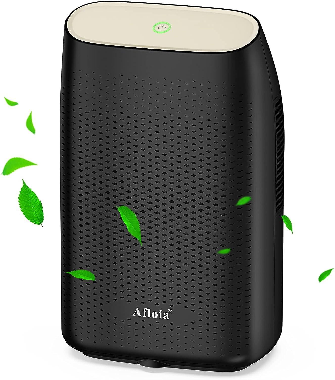 Afloia Dehumidifier for Home 2500 Cubic ft ハイクオリティ 売買 sq 269 Feet P Quiet