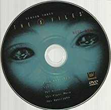 THE X-Files Season 3 Disc 4 Replacement Disc Episodes 13-16!
