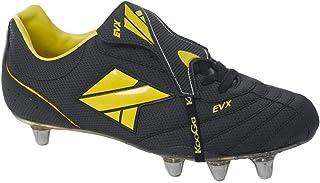 Kooga EVX low cut soft toe rugby boot [black]