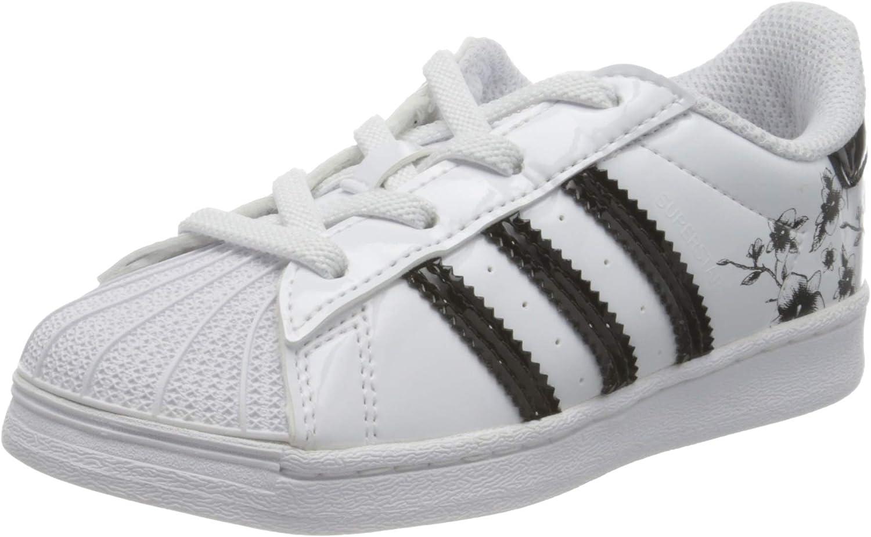 adidas Superstar El, Sneaker Unisex bebé