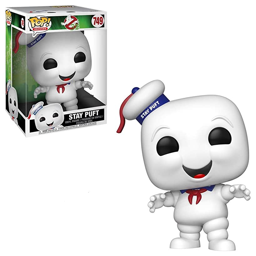 Funko Pop! Movies: Ghostbusters - 10 inch Stay Puft (Exclusive)