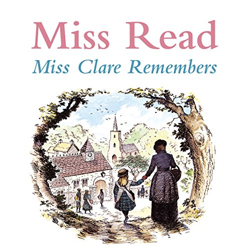 Miss Clare Remembers audiobook cover art