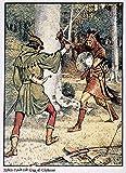 Gilbert Robin Hood Nrobin Hood Battling Guy...