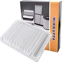 MIKKUPPA KQ042 (CA10190) Engine Air Filter, for Toyota Corolla/Yaris/Matrix/Pontiac VIBE Replacement 17801-YZZ05 17801-0T030