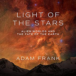 Light of the Stars audiobook cover art