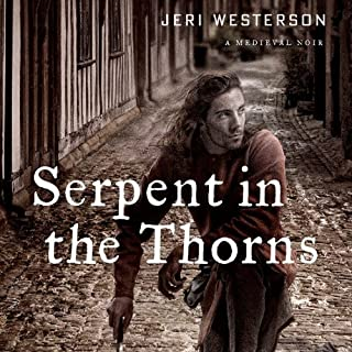 Serpent in the Thorns audiobook cover art