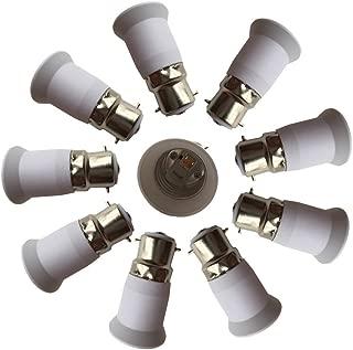 Best bulb converter b22 to e27 Reviews