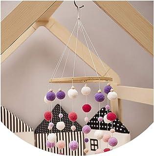 7b8f8ffe19e54 Amazon.com: Purple - Mobiles / Décor: Baby Products