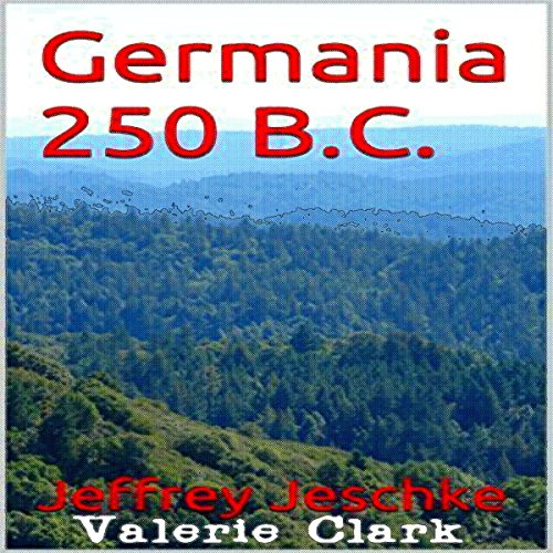 Germania 250 BC audiobook cover art