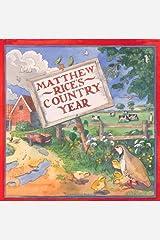 Matthew Rice's Country Year (Journal) Diary