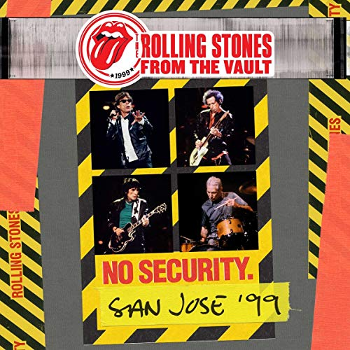 The Rolling Stones - From The Vault: No Security. San Jose