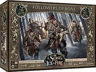 A Song of Ice & Fire: Free Folk Followers of Bone Unit Box