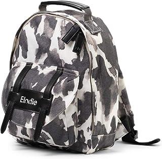 Elodie Details Barnryggsäck Backpack MINI - 7 L - Wild Paris, Grå/Svart