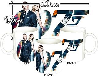 MasTazas James Bond 007 Spectre Daniel Craig Lea Seydoux C Taza Mug