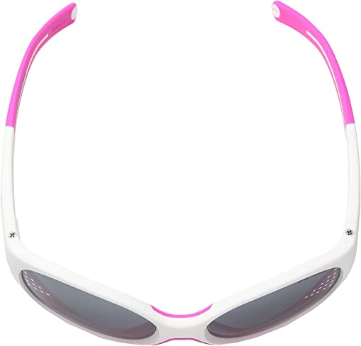 White/Fluorescent Pink With Spectron 3 Lens