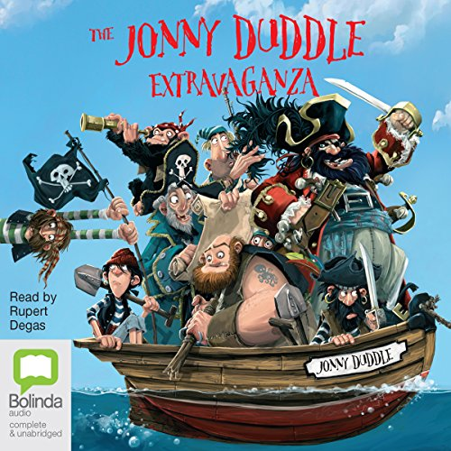 The Jonny Duddle Extravaganza cover art